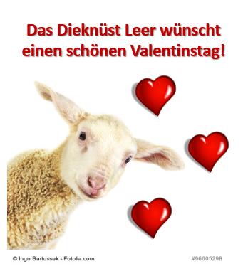 Ferienhaus Dieknüst Wünscht Einen Schönen Valentinstag Ferienhaus